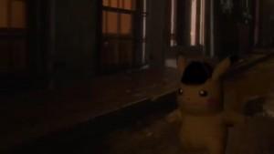 ぼてぼて走る名探偵ピカチュウ