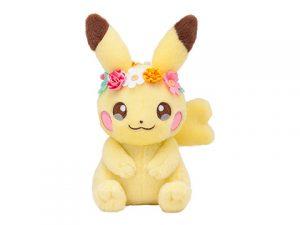 ぬいぐるみ Pikachu's Easter