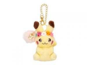 チャーム付きマスコット Pikachu's Easter