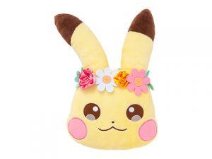 フェイスクッション Pikachu's Easter
