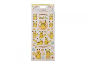ステッカー Pikachu's Easter