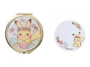 ケース入り付箋 Pikachu's Easter